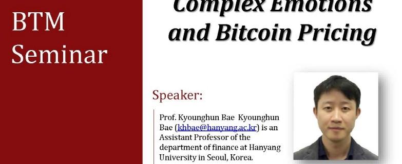 BTM Seminar_KH Bae